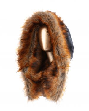 Reynes – Luxury faux fur hood
