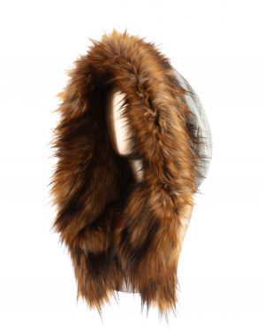 Charlotte Sorrel – Luxury faux fur hood