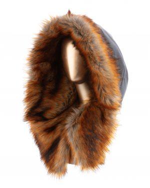 Fennec – Luxury faux fur hood
